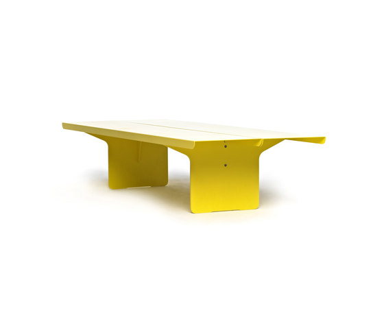 Flyover Coffee Table Long by Resident | Lounge tables