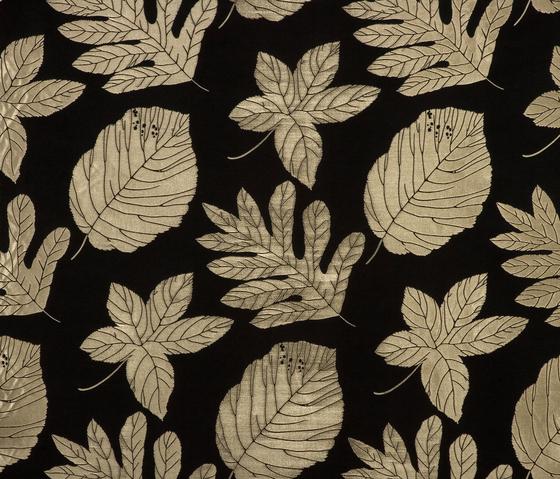 Sajonia oro-negro by Gastón y Daniela | Curtain fabrics