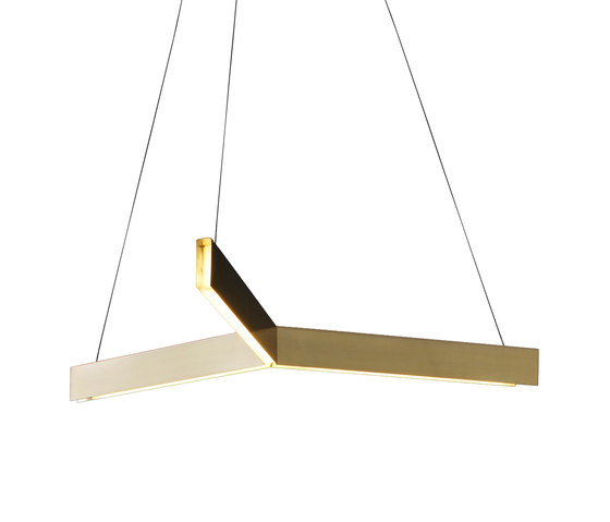 Tri Pendant by Resident | Suspended lights