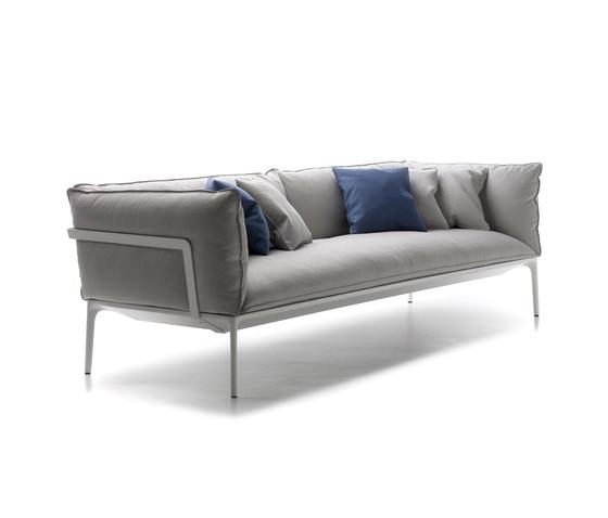 Yale sofa von MDF Italia | Loungesofas