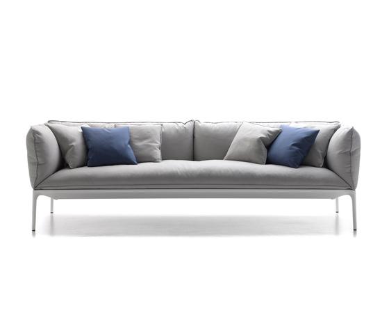 Yale sofa by MDF Italia | Lounge sofas