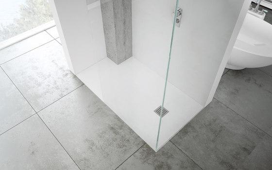 Extraplano di fiora blanco negro prodotto for Piatto doccia fiora