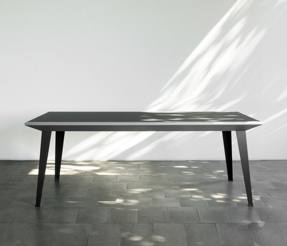 Table Flex by Lehni | Dining tables