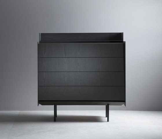 Highboard 120 von böwer | Sideboards / Kommoden