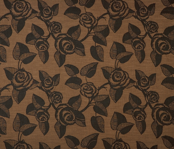 Zahara chocolate by Gastón y Daniela | Curtain fabrics