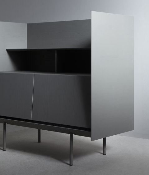 Highboard 120 de böwer | Caissons