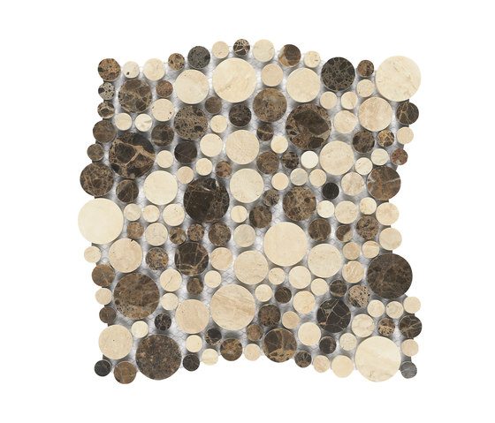 Andromeda by Dune Cerámica | Natural stone mosaics