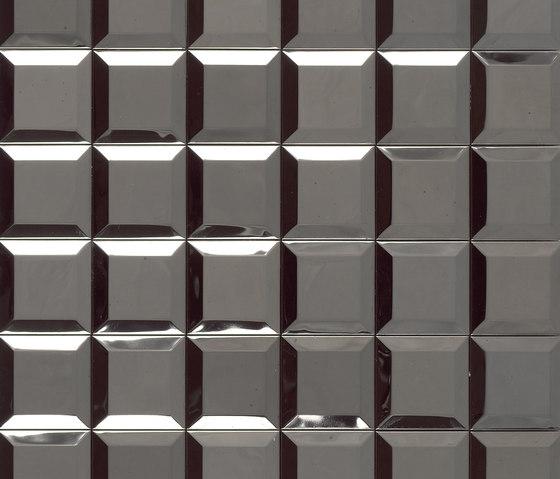 Neo de Dune Cerámica | Mosaicos de metal