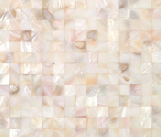 Nacar Natural by Dune Cerámica | Mother of pearl mosaics