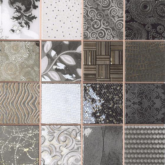 Tiffany Black von Dune Cerámica | Keramik Mosaike
