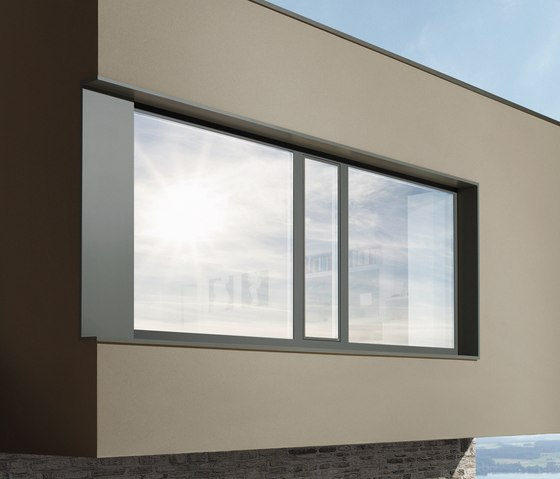 Safir by JOSKO | Window systems
