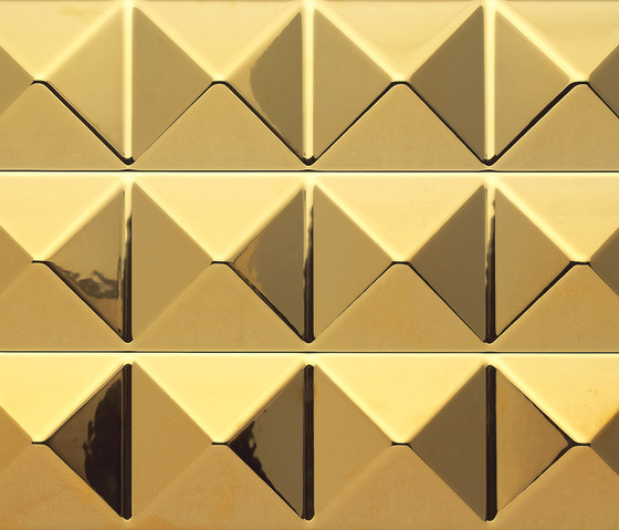 Golden Keops by Dune Cerámica | Wall tiles