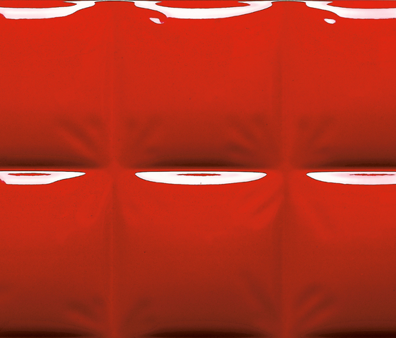 Red Pad by Dune Cerámica | Ceramic tiles