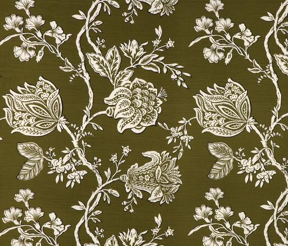 Saravan verde by Gastón y Daniela | Curtain fabrics