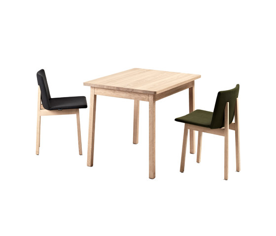 Wood Small Table de Feld | Tables de repas