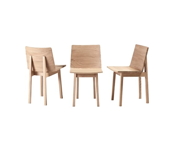 Wood Chair de Feld | Sillas para restaurantes