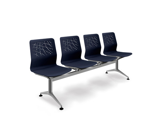 Urban Bench by actiu | Waiting area benches