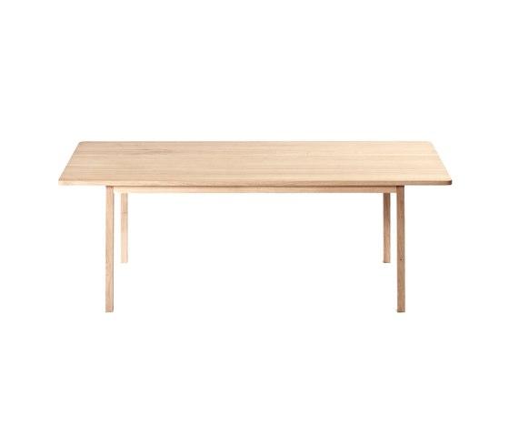 Wood Medium Table von Feld | Esstische