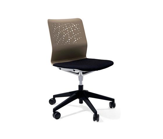 Urban chair by actiu | Task chairs