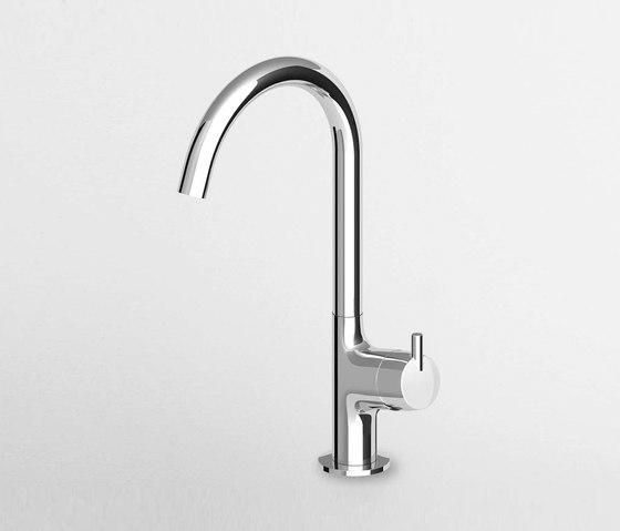 Simply Beautiful ZSB296 by Zucchetti | Wash-basin taps