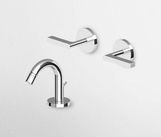 Simply Beautiful ZSB5737 by Zucchetti | Bidet taps
