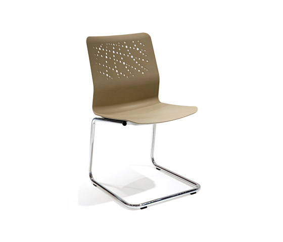 Urban chair by actiu | Multipurpose chairs