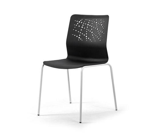 Urban chair by actiu | Visitors chairs / Side chairs