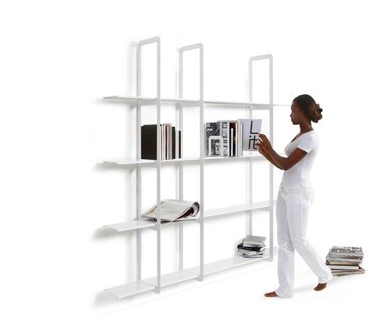Rigo bookcase by Ak47 | Shelving systems