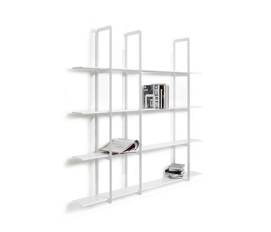 Rigo bookcase by Ak47 | Shelving