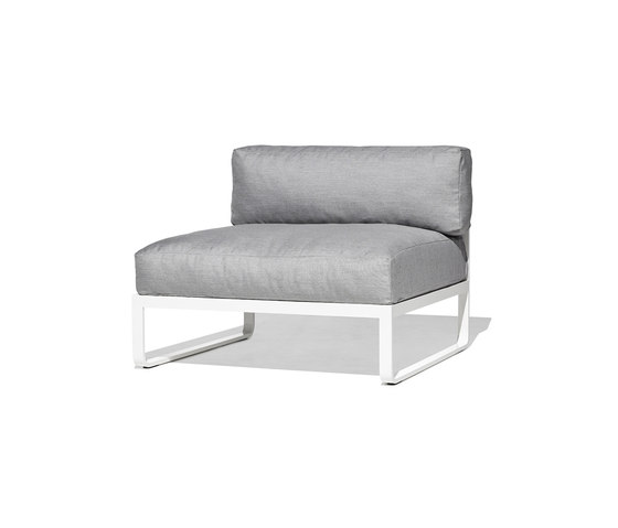 Sit centre module by Bivaq | Garden armchairs