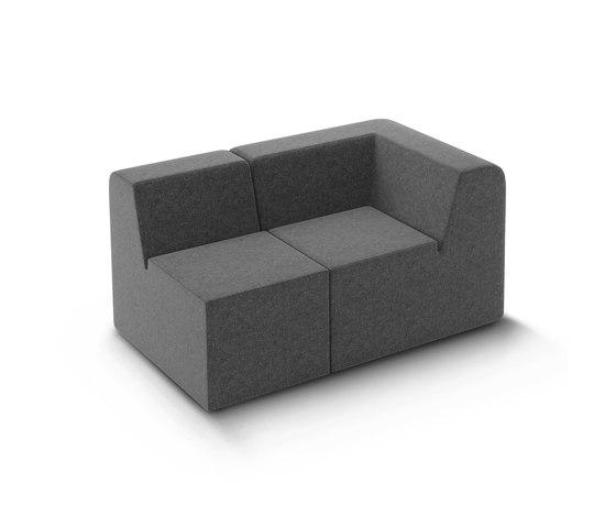 do_line Corner module by Designheiten | Modular seating elements