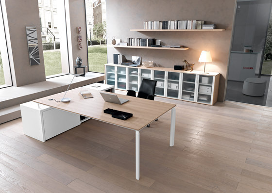 Anyware by Martex | Individual desks