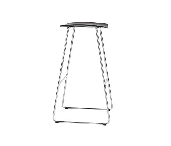 Sharp bar chair de Randers+Radius | Tabourets de bar