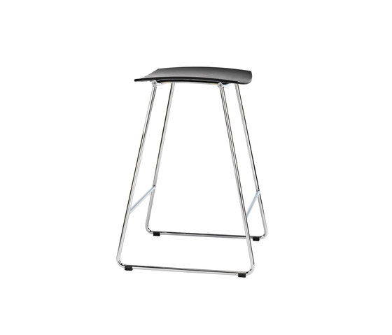 Sharp bar chair di Randers+Radius | Sgabelli bar