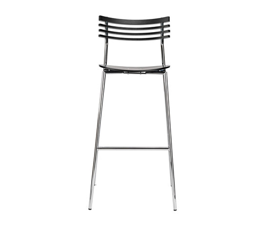 Rail bar stool de Randers+Radius | Taburetes de bar