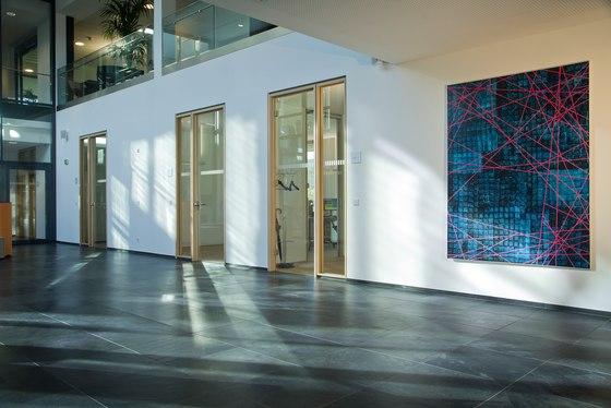 Einbauzarge by Scheicher.Wand | Wall partition systems