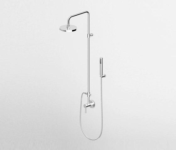 Pan ZP6054 by Zucchetti | Shower taps / mixers