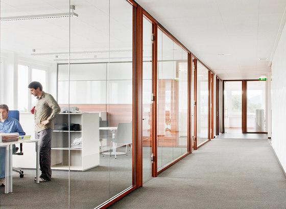 TS5 Holz di Scheicher.Wand | Pareti divisorie