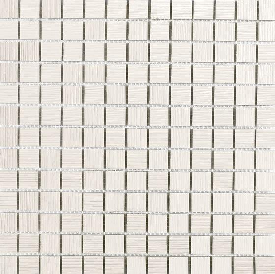 80.8 Blanco Mosaic by INALCO | Ceramic mosaics