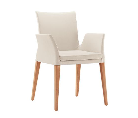 Ensemble wood | 941 by Tonon | Restaurant chairs