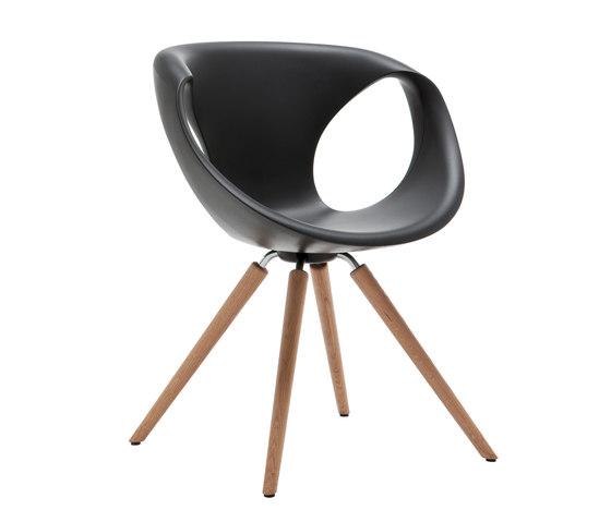 Up chair I 907 von Tonon | Restaurantstühle