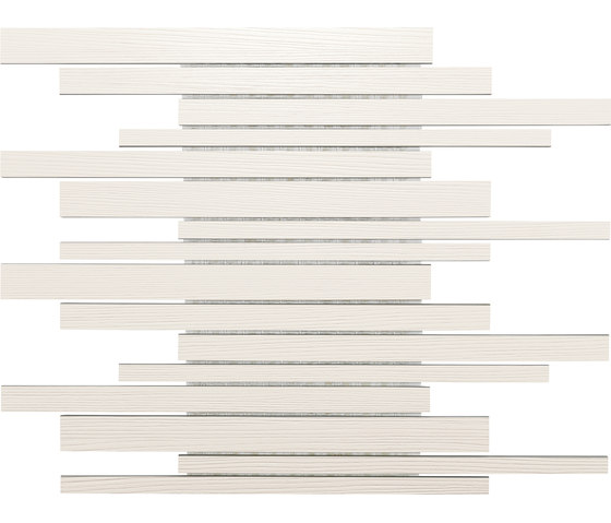 80.8 Blanco Mosaic by INALCO | Floor tiles