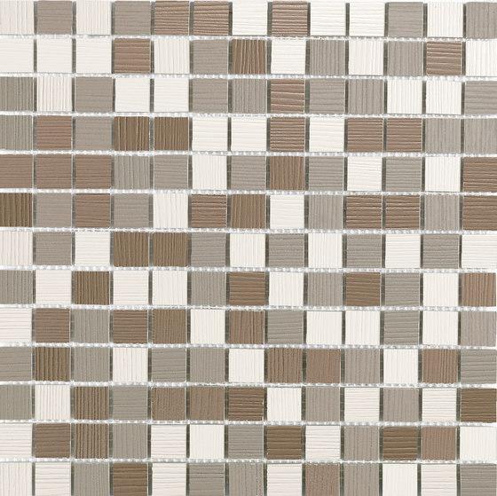 80.8 Blanco-Piedra-Camel Mosaic de INALCO | Mosaïques
