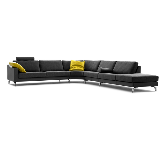 Antonia Royale Corner Sofa by Leolux | Sofas