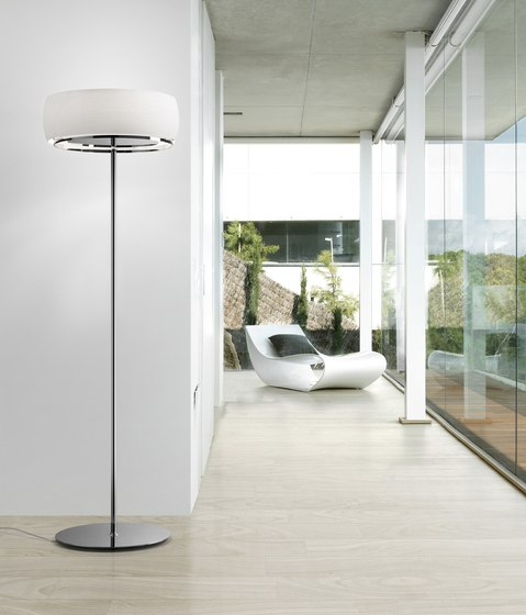 Inari floor lamp by BOVER | General lighting