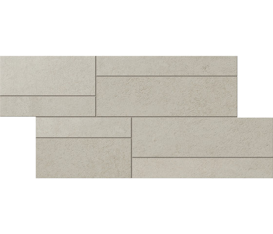 Prints Nebula Gris Mosaic by INALCO | Tiles