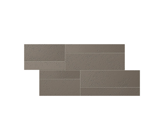 Prints Betton Grey Polished Mosaic by INALCO | Tiles