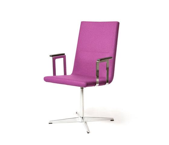Basso L with armrest by Inno | Conference chairs