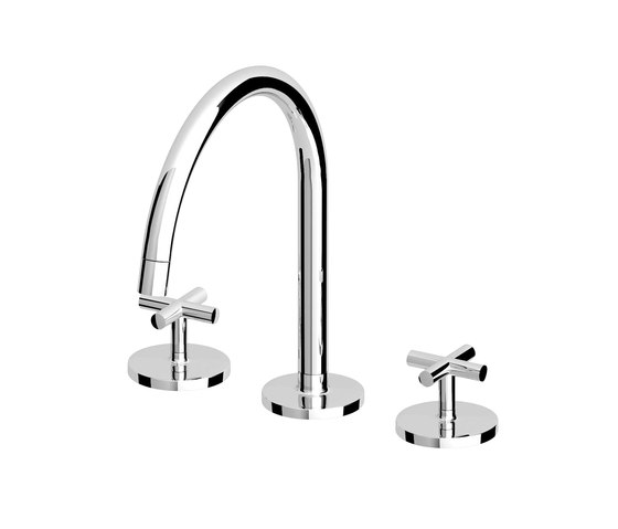 Isyarc ZD3434 de Zucchetti | Robinetterie pour lavabo
