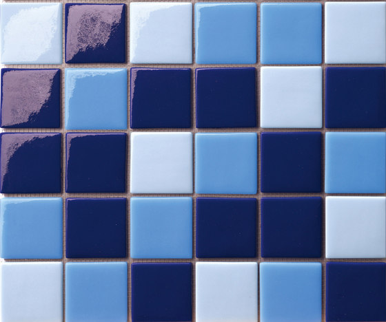 Area25 Mix Blu de Mosaico+ | Mosaïques